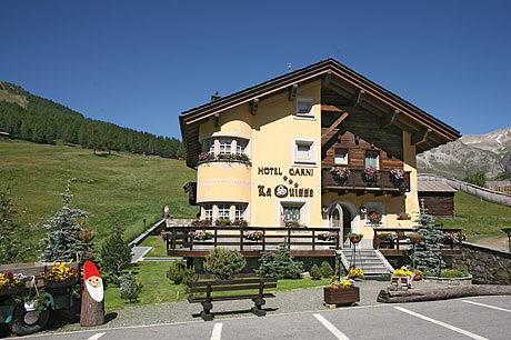 Immagine Dell Hotel Garni La Suisse A Livigno
