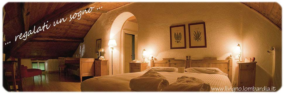 Hotel Livigno  Stelle Con Spa